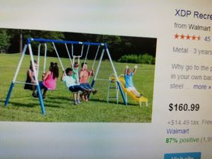 Swing Set for Sale in Las Vegas, NV