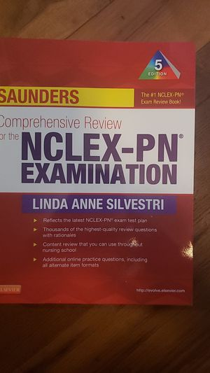 Saunders NCLEX for Sale in Palm Harbor, FL