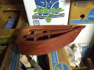 Small wooden boat for Sale in Everett, WA
