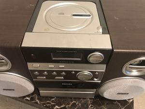 Phillips Stereo music system for Sale in Glen Burnie, MD