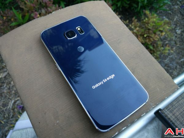 """Samsung Galaxy S6 ,edge Factory Unlocked Excellent Condition ,aS liKE AlmoSt """"nEW"""""""