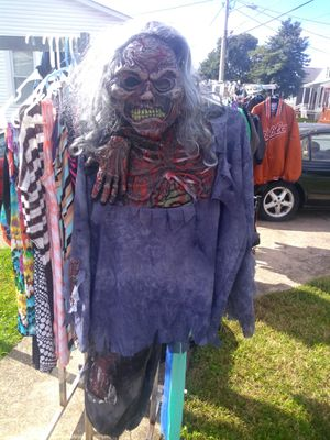 Halloween costumes-slightly used for Sale in Middle River, MD