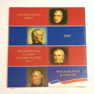 2009 P&D $ Presidential BU Coin Set for Sale in Antioch, CA