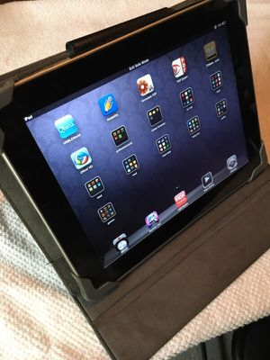 Modified 1stGen iPad w/case for Sale in Severna Park, MD