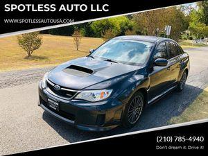 2013 Subaru Impreza Sedan WRX for Sale in San Antonio, TX