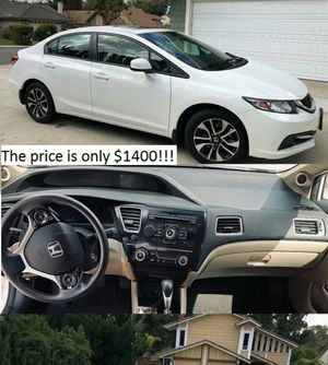Only$14OO Honda Civic 2013 for Sale in Philadelphia, PA