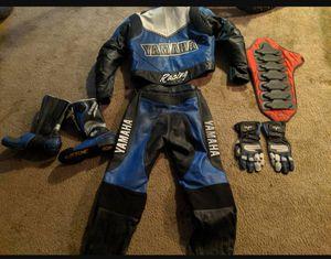 Yamaha racing leathers for Sale in Everett, WA