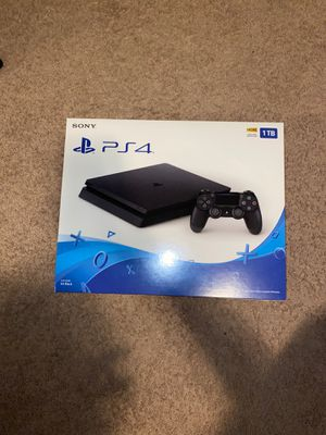 PS4 Slim 1 TB (BRAND NEW) for Sale in Fresno, CA