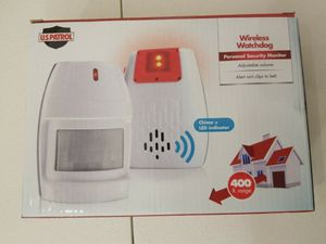 Wireless Watchdog Personal Security for Sale in Memphis, TN