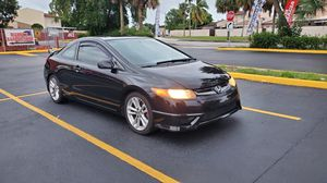 2007 Honda Civic SI Coupe K20 for Sale in Carol City, FL