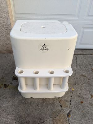 Pacific Edge 30 Gal bait tank for Sale in Burbank, CA