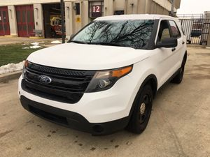 2015 Ford Explorer - Police Package for Sale in Washington, DC