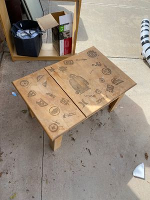 Youth coffee table with storage for Sale in Moreno Valley, CA