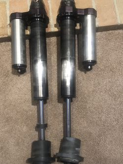 "Revolution Racing Shocks 2.5 x 12"" Internal bypass Coil overs for Sale in Lakeside,  CA"