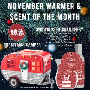 Scentsy Christmas camper warmer for Sale in Fort Pierce, FL
