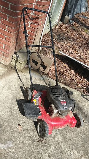 Briggs &stratton push mower easy for Sale in Martinsville, IN
