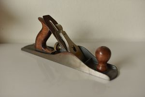 """Craftsman Hand Planer 14"""" Vintage in great shape for Sale in Seattle, WA"""