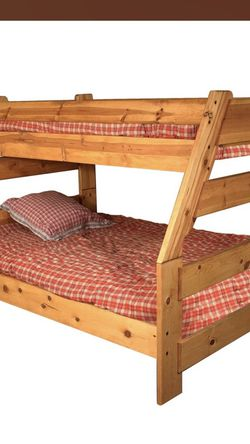 Bunk Beds Twin Over Full for Sale in Tacoma,  WA