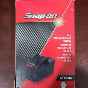 Snap-On 18V Battery - NEW for Sale in Queens, NY