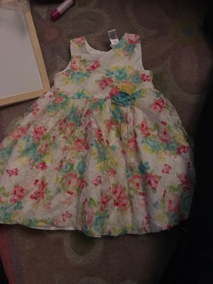 Spring/ Easter/ summer/ party lace dress 24 months 2t for Sale in Bonita, CA