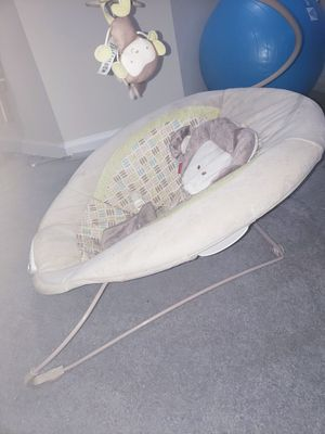 Fisher price musical baby bouncer for Sale in Alexandria, VA