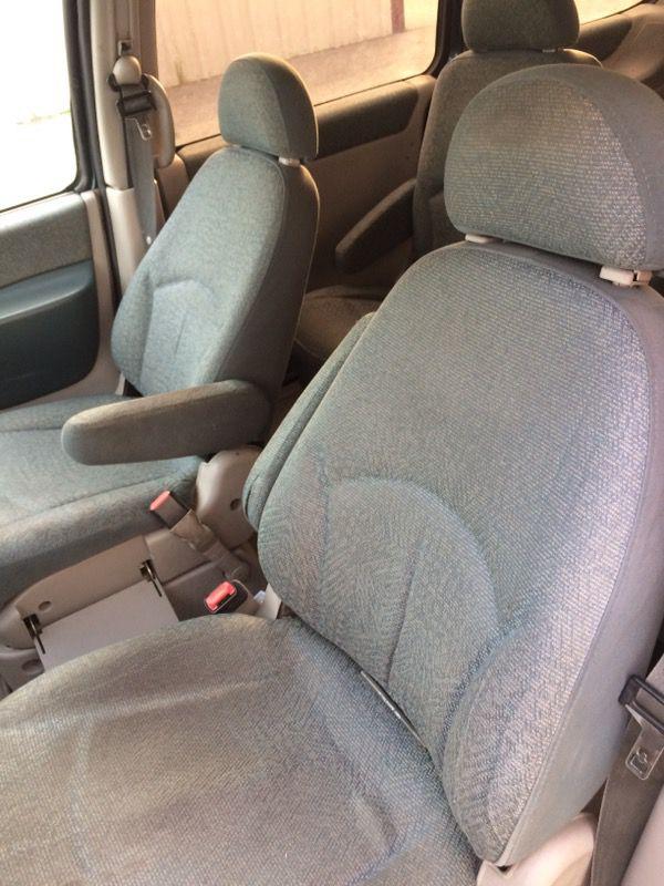 1997 Villager minivan 7 passenger 6 cil