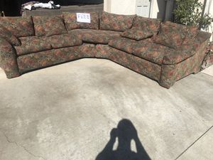 Free Sectional Couch for Sale in Lake Forest, CA