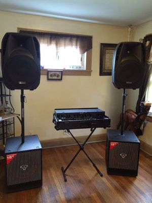 DJ Equipment / Barely used for Sale in Hyattsville, MD