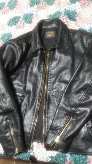 Vanson Numbered Leather Said 52 for Sale in Austin, TX