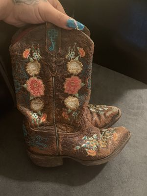 Little Girl Cowgirl Boots for Sale in Dallas, TX