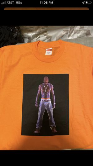 Supreme Tupac Hologram Shirt M for Sale in Beverly Hills, CA