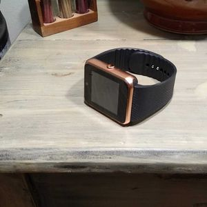 Rose Gold Smartwatch for Sale in Starkville, MS
