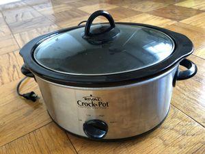 Crock Pot Slow Cooker for Sale in Washington, DC