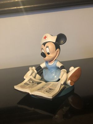 WDCC 'Nurse Minnie' Figurine for Sale in Oakhurst, NJ