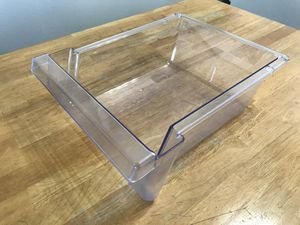 """General Electric Refrigerator Clear tray bin 12"""" x 14.5"""" x 4.25"""" for Sale in Los Angeles, CA"""