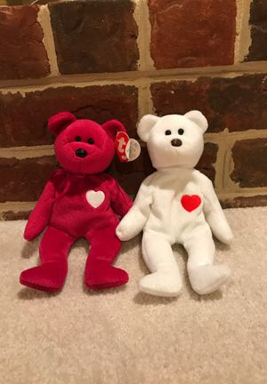 Valentino and Valentina Beanie Babies for Sale in Great Falls, VA