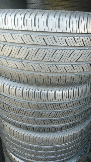 3 Continental tires 245/40/18 for Sale in Washington, DC