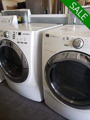 💥💥💥Maytag Front Load Washer Gas Dryer Set Free Delivery #1402💥💥💥 for Sale in Riverside, CA