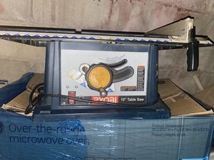 TABLE SAW ' tools ' equipment for Sale in Freeport, NY