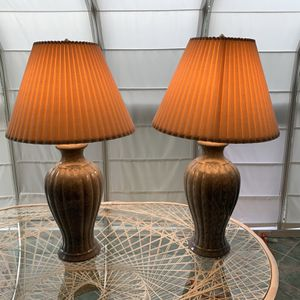 Matching Table Lamps for Sale in Orlando, FL