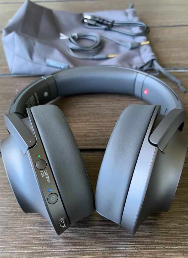 SONY h.ear on 2 (WH-H900N) Wireless Noise Cancelling Headphones 🎧 (Touch response)