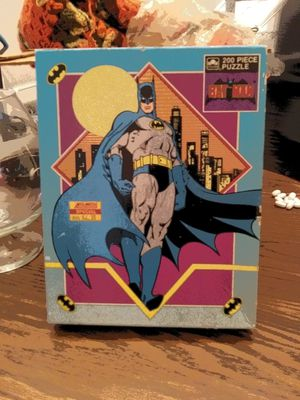 1960 Batman puzzle for Sale in Drexel Hill, PA