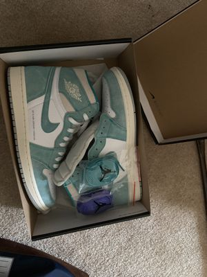 air Jordan 1 turbo green size 10.5 brand new for Sale in Alexandria, VA
