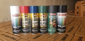 Miracal spray paint for Sale in Murray, KY