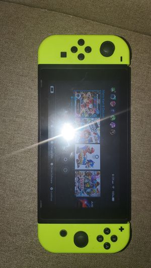 Nintendo switch with 7+ games. for Sale in New York, NY