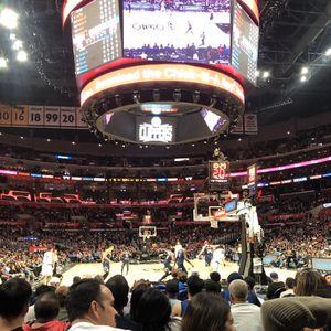 Clippers vs Celtics 11/20/19 for Sale in Carson, CA