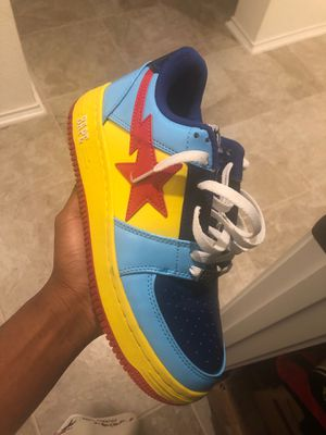 OG Bape Shoes Sz 8 for Sale in Austin, TX
