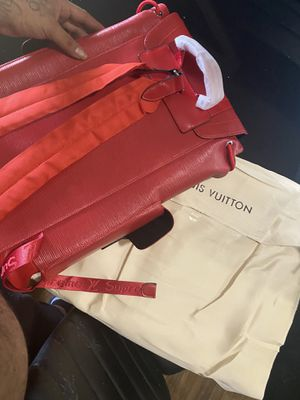 Supreme Louis Vuitton Backpack for Sale in Houston, TX