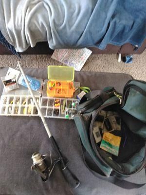 Misc fishing gear for Sale in Tempe, AZ