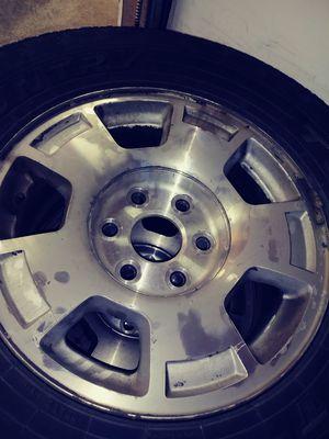 17 wheels. & tires for Sale in Marysville, WA